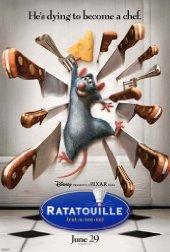 Sinopsis Ratatouille (2007) Seekor tikus bernama Remy bermimpi akan menjadi seorang koki meskipun hal tersebut sulit diwujudkan mengingat ia adalah seekor tikus. Tapi layaknya orang yang menyukai masakan, Remy belajar mengenai segala hal tentangnya. Ia antusias terhadap acara di televisi yang menayangkan demo memasak. Juga, membaca buku tentang