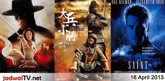 jadwal film twenty wan