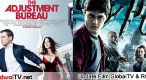 Update Jadwal Tayang Harry Potter and the Half-Blood Prince & The Adjustment Bureau