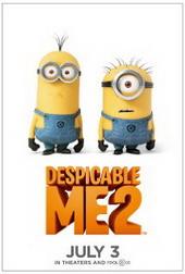 Sinopsis Despicable Me 2 (2013) Film petualangan animasi ini kembali menghadirkan Gru (Steve Carell), para putri cilik dan para minion serta sejumlah karakter baru yang lucu Dalam sekuel ini, Liga Anti-Kejahatan meminta bantuan Gru saat mereka menghadapi penjahat baru yang hebat, Eduardo (Al Pacino