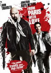 Sinopsis From Paris with Love (2010) Richard Stevens (Jonathan Rhys Meyers) tak pernah mengira bahwa bekerja di kedutaan besar Amerika Serikat di Perancis memiliki risiko yang sangat tinggi. Richard sadar bahwa bekerja dalam bidang intelejen memang punya risiko tapi ia tak pernah mengira bahwa risikonya bakal sebesar itu.  Charlie Wax (John