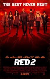 Sinopsis Red 2 (2013) Frank Moses, seorang pensiunan agen CIA, kembali mengumpulkan tim elit untuk pencarian global melacak hilangnya perangkat senjata mematikan yang dapat mengubah keseimbangan dunia.   Agar berhasil, mereka harus mempertahankan pasukan tentara pembunuh dan kekuatan pemerintah untuk mendapatkan perangkat senjata tersebut. Misi