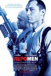 Sinopsis Repo Men (2010) The Union berhasil menemukan cara untuk membuat organ tubuh manusia secara sintetis dan memasarkannya untuk umum. The Union sadar kalau teknologi yang mereka miliki ini bisa mendatangkan keuntungan besar dan karena itu mereka memberlakukan cara pembayaran yang sangat mengikat. Selain harga yang dipasang sudah sangat mahal