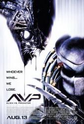 Sinopsis AVP: Alien vs. Predator (2004) Makhluk Predator diharuskan masuk ke dalam sarang musuh besarnya Alien dan membawa trofi berupa tengkorak spesies lawannya tersebut sebagai bagian dari ritual menjadi dewasa. Namun dalam satu kejadian, spesies Alien balik melawan yang mengakibatkan musnahnya kedua spesies ganas tersebut dan bangsa Aztec yang
