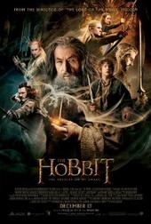 Sinopsis The Hobbit: The Desolation of Smaug (2013) Bermula dari akhir film sebelumnya. Film ini berawal ketika Thorin, Gandalf, Bilbo dan yang lainnya berhasil kabur dari Azog di Carrock. Mereka lalu melanjutkan perjalanan ke Mirkwood. Namun Gandalf menyuruh para kurcaci dan Bilbo untuk menginap di rumah Beorn, seorang skin-changer yang sering
