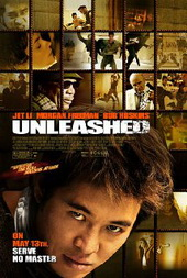 Sinopsis Danny The Dog / Unleashed (2005) Danny (Jet Li) bagaikan seorang bocah yang terperangkap dalam wujud pria dewasa, namun menyimpan bakat tarung yang luar biasa. Sejak kecil, Danny selalu diperlakukan seperti anjing dan terdidik untuk menyerang. Kini Danny menjadi senjata Bart (Bob Hoskins) yang dapat menyerang siapa saja tanpa memberi
