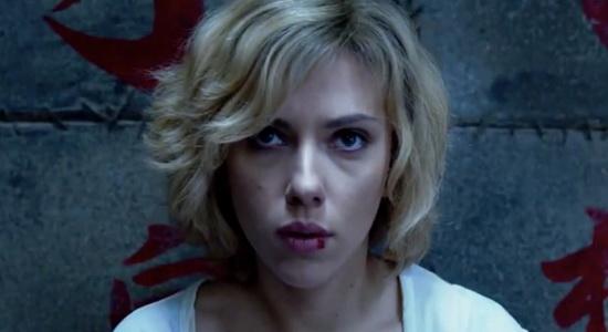 Film Superhero 'Lucy' Merilis Poster dan Jadwal Baru