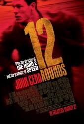 Sinopsis 12 Rounds (2009) Dalam usahanya menghentikan seorang teroris bernama Miles Jackson (Aidan Gillen), secara tak sengaja detektif Danny Fisher (John Cena) membunuh kekasih Miles. Meski Miles akhirnya harus mendekam di dalam penjara akibat ulahnya, Miles tak bisa melupakan kematian kekasihnya dan berjanji akan membalas dendam.  Setelah masa