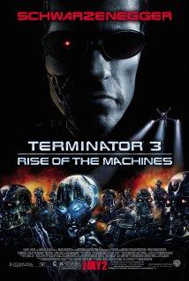 Sinopsis Terminator 3: Rise of the Machines (2003) John Conner kini telah dewasa, ia telah mengalami masa muda di mana hidup di jaman tanpa teknologi telepon, kartu kredit, dan tanpa pekerjaan. Setelah dua kali gagal, SkyNet mengirim mesin ciptaannya yang paling mutakhir yaitu T-X atau Terminatrix untuk membunuh John dan calon istrinya di masa
