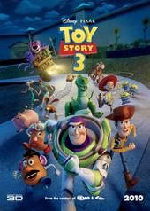 Sinopsis Toy Story 3 (2010) Andy (John Morris), sang pemilik koleksi mainan termasuk Woody (Tom Hanks) sang koboi dan Buzz (Tim Allen) sang astronot, akan masuk kuliah dan bermaksud menyimpan seluruh koleksi mainannya di gudang.  Namun, pada menit-menit terakhir, Andy memutuskan untuk membawa Woody bersamanya.   Semula Andy ingin menyimpan