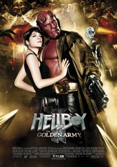 Sinopsis Hellboy II: The Golden Army (2008) Salah satu elf jahat melanggar satu buah kesepakatan kuno antara manusia dengan para makhluk asing pada saat dia menyatakan perang terhadap kemanusiaan. Pintu gerbang neraka telah dibuka dan makhluk-makhluk penghuninya yang lama tertidur pun siap keluar untuk menguasai bumi. Kehancuran tak lagi dapat