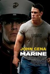 Sinopsis The Marine (2006) John Triton (John Cena) adalah seorang Angkatan Laut pemberani yang dibebas tugaskan dari tugasnya di Perang Irak. Dia pun kembali ke kehidupan sebagai masyarakat sipil biasa di samping istrinya yang cantik, Kate (Kelly Carlson). John mulai mencari-cari kerja yang lain.  Masalah mulai timbul ketika istrinya mengusulkan