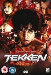 Sinopsis Tekken (2010) Sejak kecil Jin Kazama (Jon Foo) memang sudah memiliki bakat bela diri yang kuat. Berbekal ilmu bela diri dari kakeknya, Jin berusaha masuk dalam kompetisi maut, Tekken. Meski kompetisi ini menjanjikan harta dan popularitas yang tak terbayangkan namun Jin tak tergoda oleh iming-iming itu. Hanya satu yang ada di benak Jin.