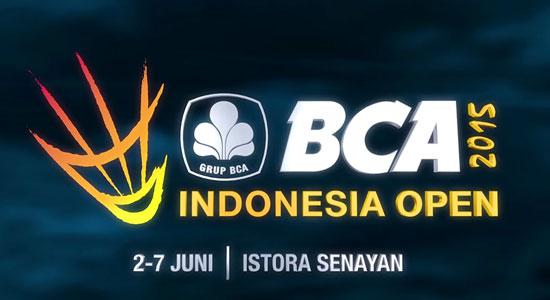 Jadwal Siaran Langsung BCA Indonesia Open 2015 di Trans7 BCA Indonesia Open 2015 sudah dimulai hari ini (2 Juni 2015), namun Trans7 hanya akan menyiarkannya secara langsung mulai pada hari Kamis tanggal 4 Juni 2015. Pesta bulutangkis yang dihelat di Istora Senayan ini diikuti sekitar 500 pebulutangkis dengan 66 diantaranya berasal dari Indonesia. Total uang […]