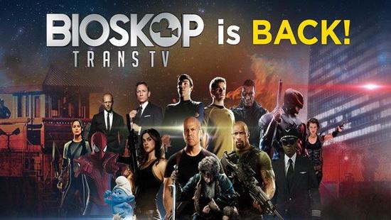 """Ini Dia Jadwal Film Minggu Pertama """"Bioskop TransTV Is ..."""