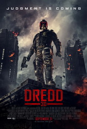 Sinopsis Dredd (2012) Di masa depan, Amerika telah berubah menjadi negara yang gelap dan dipenuhi dengan segala tindak kejahatan. Sehingga tidak heran apabila negara tersebut memiliki julukan sebagai The Cursed City. Salah satu kota yang paling terkenal dengan dunia hitam dan segala kebobrokannya adalah Mega-City One. Dimana tindak kejahatan di