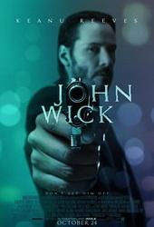 Sinopsis John Wick (2014) John Wick (Keanu Reeves) adalah seorang pembunuh bayaran yang sudah pensiun. Suatu hari, ia terpaksa harus kembali ke dunia lamanya saat anjing pemberian mendiang istrinya dibunuh. Bukan hanya itu saja, mobil kesayangannya Ford Mustang juga dicuri oleh para penjahat tersebut.   Saat berusaha membalas dendam sebagian