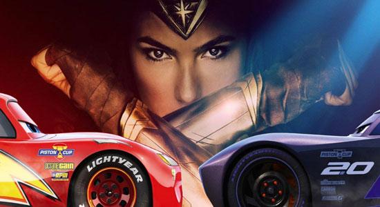 """Cars Kalahkan Wonder Woman Di Puncak Box Office Keperkasaan """"Wonder Woman"""" di 2 minggu pertamanya yang selalu menjadi nomor 1 di tangga box office film akhirnya disalip oleh Lightning McQueen dengan filmnya """"Cars 3"""".""""Cars 3″ berhasil meraup USD 53,5 juta pada penayangan akhir pekan pertamanya di Amerika Serikat. Pendapatan tersebut sudah cukup untuk menyalip """"Wonder […]"""