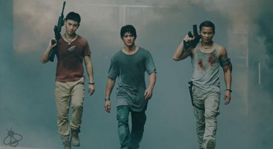 Triple Threat, Film Terbaru Iko Uwais bersama Tony Jaa, Tiger Chen dan Scott Adkins