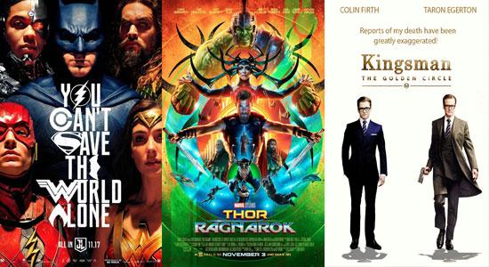 Inilah Daftar Semua Trailer Film Baru Yang Muncul Di Comic-Con