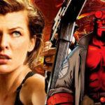 Milla Jovovich Jadi Penjahat Utama Di Film Hellboy Terbaru