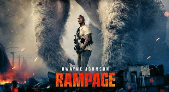 """The Rock Lawan Monster Raksasa Di Trailer Perdana Rampage Warner Bros baru saja mengeluarkan trailer Rampage yang dibintangi oleh Dwayne """"The Rock"""" Johnson. Film ini adalah adaptasi dari game klasik berjudul sama yang menceritakan serangan monster-monster raksasa di kota besar. Alur ceritanya tampak sederhana namun akankah ketenaran The Rock dapat membantu membuat film ini sukses? […]"""