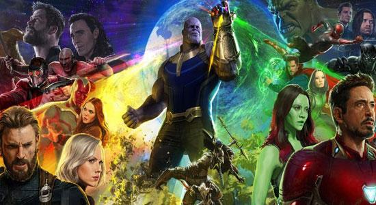 Avengers: Infinity War Akan Berisi Sedikitnya 76 Karakter Marvel