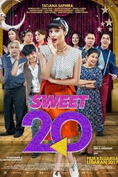 Sinopsis Sweet 20 (2017) Fatmawati (Niniek L. Karim) adalah seorang nenek berusia 70 tahun namun masih cerewet. Ia tinggal bersama anaknya yang bekerja sebagai seorang dosen bernama Aditya (Lukman Sardi) dan menantunya bersama dua cucunya yang diperankan oleh Kevin Julio & Alexa Key. Sang nenek Fatmawati sangat membanggakan putranya Aditya, hingga suatu saat Ia mengetahui […]