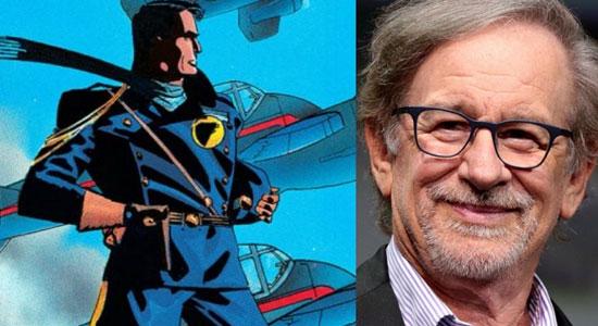 Steven Spielberg Direkrut Untuk Sutradarai Blackhawk, Film Dari DC Comics