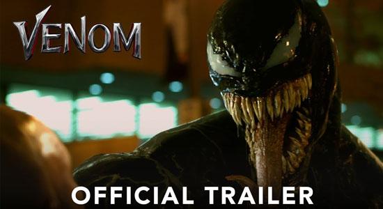 Ini Dia Penampakan Tom Hardy Sebagai Venom Di Trailer Terbaru