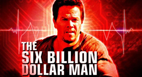 The Six Billion Dollar Man Yang Dibintangi Mark Wahlberg Ditunda Hingga Tahun 2020