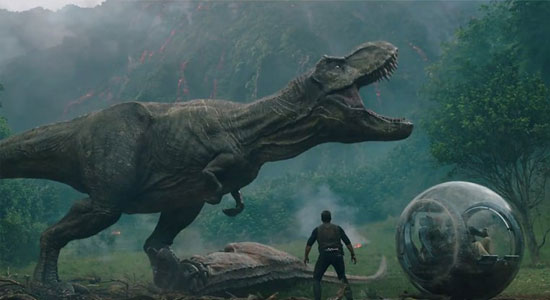 Jurassic World: Fallen Kingdom Berjaya Di Puncak Box Office Amerika