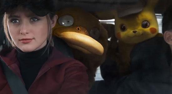 Simak Imutnya Pikachu Jadi Detektif Di Trailer Perdana Pokemon Detective Pikachu