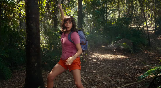 Film Live Action Dora The Explorer Rilis Trailer Perdananya